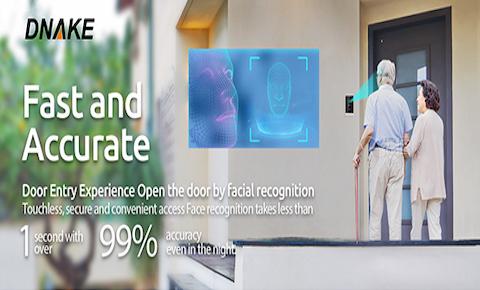 AI Facial Recognition Terminal for Smarter Access Control