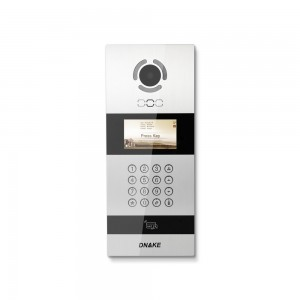 4.3″ Facial Recognition Android Doorphone