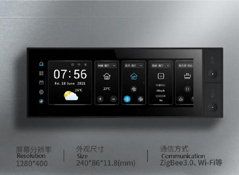 Smart Control Panel1