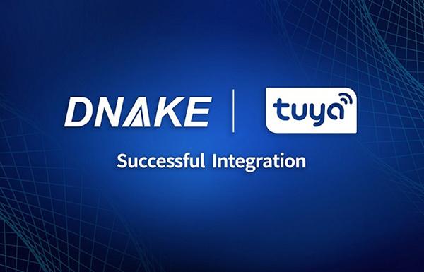 DNAKE Partners with Tuya Smart to Offer Villa Intercom Kit