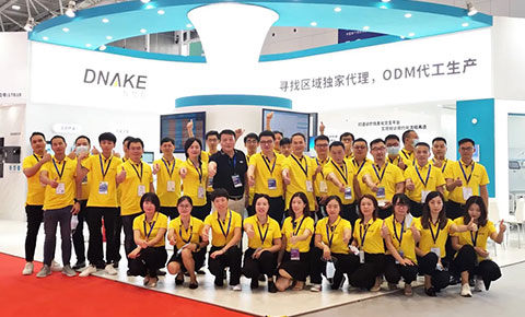 DNAKE Intelligent Medical Products Amazed the 21st CHCC in September
