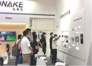 Exhibition Review | DNAKE's Keywords for Participation in The 26th China Window Door Facade Expo