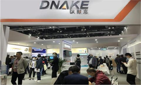 DNAKE Showcased in 2021 China International Intelligent Building Exhibition